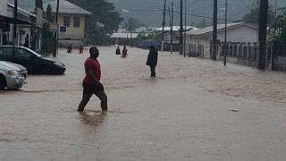 Cameroon cities of Douala, Limbe hit by floods