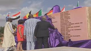 Le Burkina Faso érige une stèle en mémoire des victimes du crash de juillet 2014