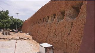 Kano ancient city walls in Nigeria under threat