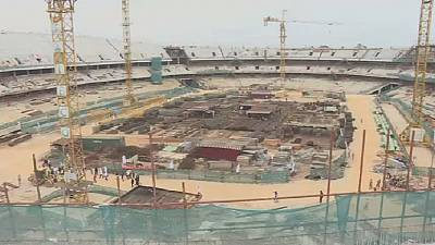 CAF impressed by works in Ivory Coast ahead of AFCON 2021
