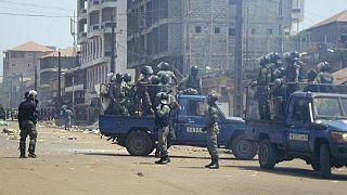 Violences électorales en Guinée : HRW accuse les forces de sécurité
