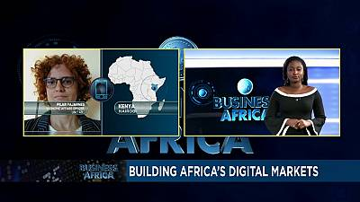 Building Africa's digital markets [Business Africa]