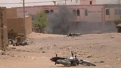 Ethnic tensions in Mali shut down Timbuktu ahead of Sunday vote