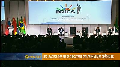 BRICS : quelles alternatives aux institutions internationales ? [The Morning Call]