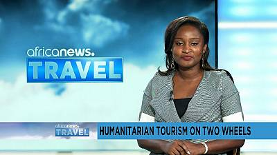 Humanitarian Tourism On Two Wheels [Travel]