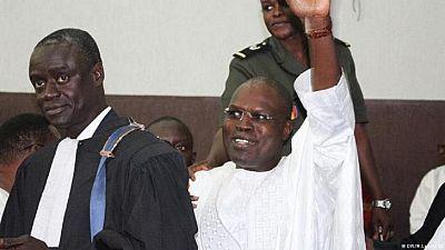 Senegal's opposition leader vows to run for president despite ongoing jail term