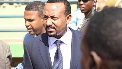 Ethiopia PM meets leader of opposition Ginbot 7 in United States