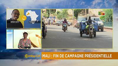 Malians to vote in election this sunday [The Morning Call]