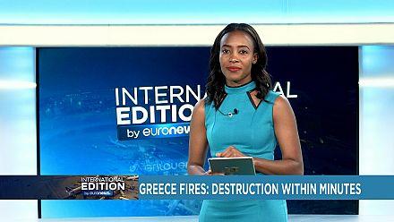 Canicule en Europe, incendies en Grèce, élections au Pakistan [International Edition]