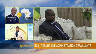 CAR begins training for senior administrative officials [The Morning Call]