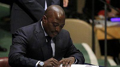 Les États-Unis mettent la pression sur Kabila