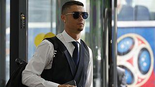 Cristiano Ronaldo va payer 8,8 millions d'euros au fisc espagnol