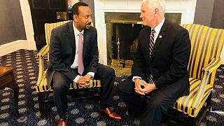 Ethiopia PM meets US Vice president, human rights reforms discussed