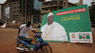 Mali's main opposition candidate Soumaila Cisse urges vote for change