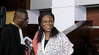 Ivory Coast: Supreme Court overturns former first lady Simone Gbagbo's acquittal