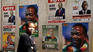 Zimbabwe: Mnangagwa, Chamisa assure supporters of victory at final rallies
