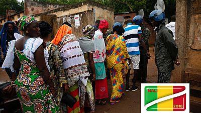 [DIRECT] Jour de vote au Mali