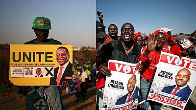 Zimbabweans ready to vote in landmark presidential poll on Monday
