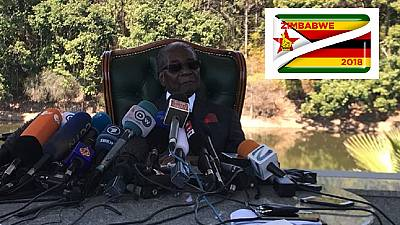 Highlights: Mugabe slams Zanu-PF, opts to vote for opposition
