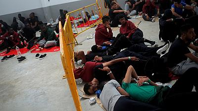 334 migrants rescued by Spanish coastguard