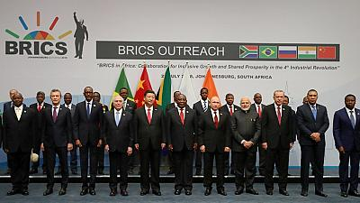 South African officials praise BRICS summit outcomes