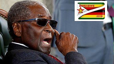 Mugabe is Zimbabwe's de facto opposition leader: Mnangagwa