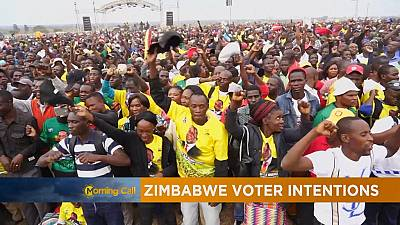 Zimbabwe votes in first post-Mugabe ballot [The Morning Call]