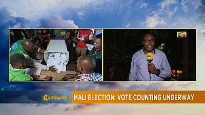 Vote count underway in Mali [The Morning Call]