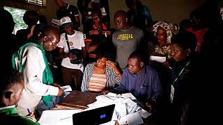 Vote counting underway in Mali following Sunday's poll