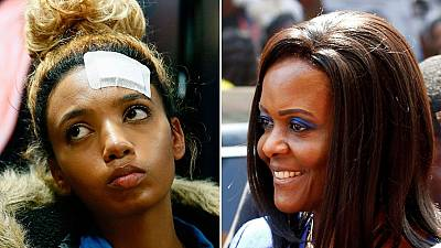 South African court annuls Grace Mugabe's diplomatic immunity