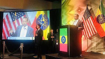 Ethiopia PM wows LA, concludes diaspora tour in Minnesota