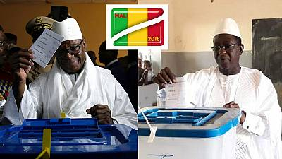 Mali president claims lead in July 29 vote, opposition cries foul