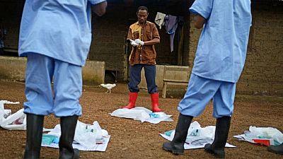 """RDC : après Ebola, une """"fièvre"""" touche l'est"""