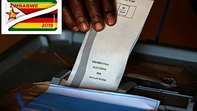 Zimbabwe poll: Mnangagwa, Chamisa claim early leads, observers say 'too close to call'
