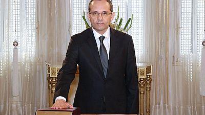 Hichem Fourati, le nouveau patron de l'Intérieur tunisien prête serment