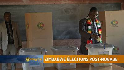 Vote count underway in Zimbabwe [The Morning Call]