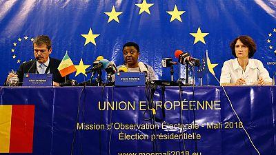 Présidentielle au Mali : l'UE demande la publication des résultats bureau de vote par bureau de vote