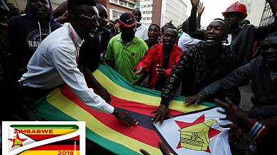 Zimbabwe's ruling party wins absolute majority in National Assembly (72% official results)