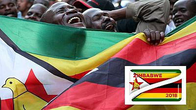 Zimbabwe gov't warns opposition over declaring early win