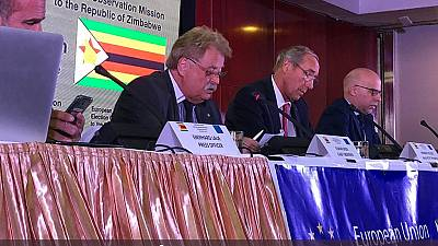 EU observer mission says Zimbabwe election falls short of credibility test