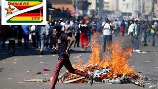 Zimbabwe-Violences électorales : le bilan grimpe à trois morts