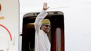 Nigeria's Buhari heads to London for 10-day vacation