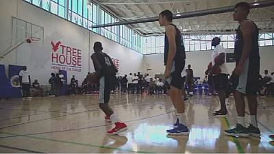 South Africa: ''basketball without borders'' opens ahead of world match in Pretoria