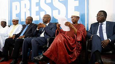 Mali candidates allege poll fraud ahead of results