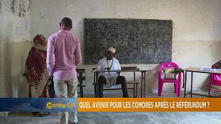 Comoros' controversial 'yes' referendum vote [The Morning Call]