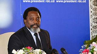 Embattled Congolese president Kabila takes trip to Angola