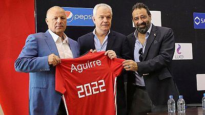 Javier Aguirre sur le banc de l'Égypte pour préparer le Mondial 2022