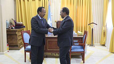 Ex-Somalia president jabs govt over Djibouti-Eritrea stance