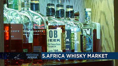 En Afrique du Sud, le marché du whisky face à la crise [Business Africa]