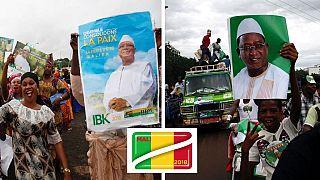 Mali presidential polls: Keita vs. Cisse in August 12 run-off